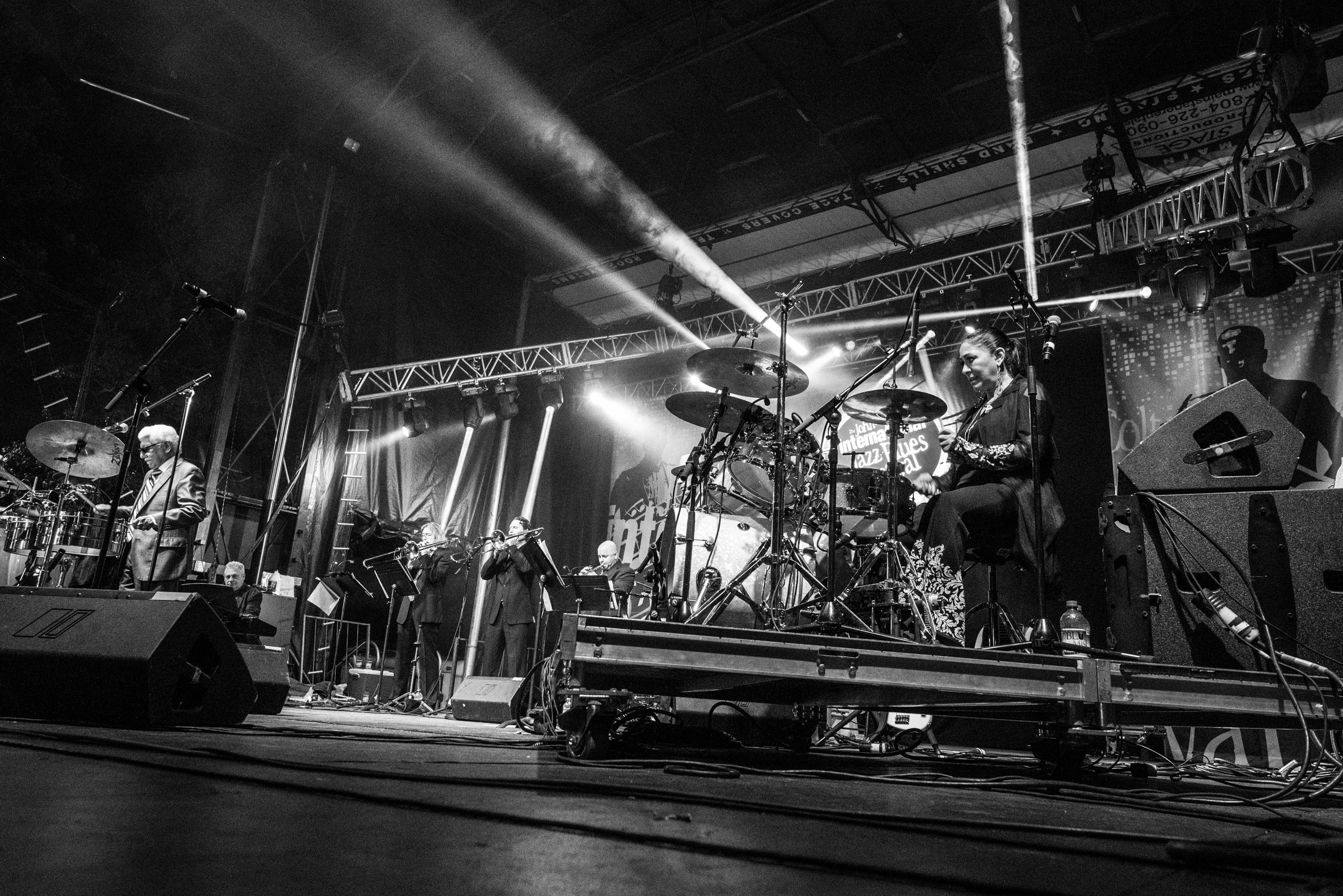 The John Coltrane International Blues and Jazz Festival 2018