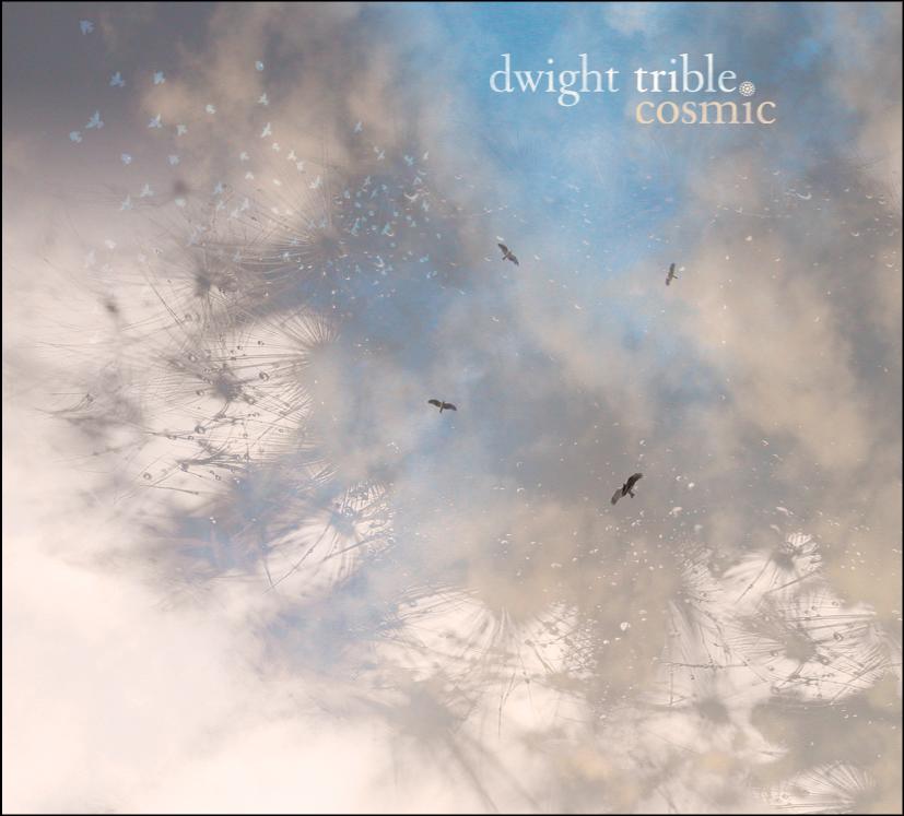Cosmic CD Cover