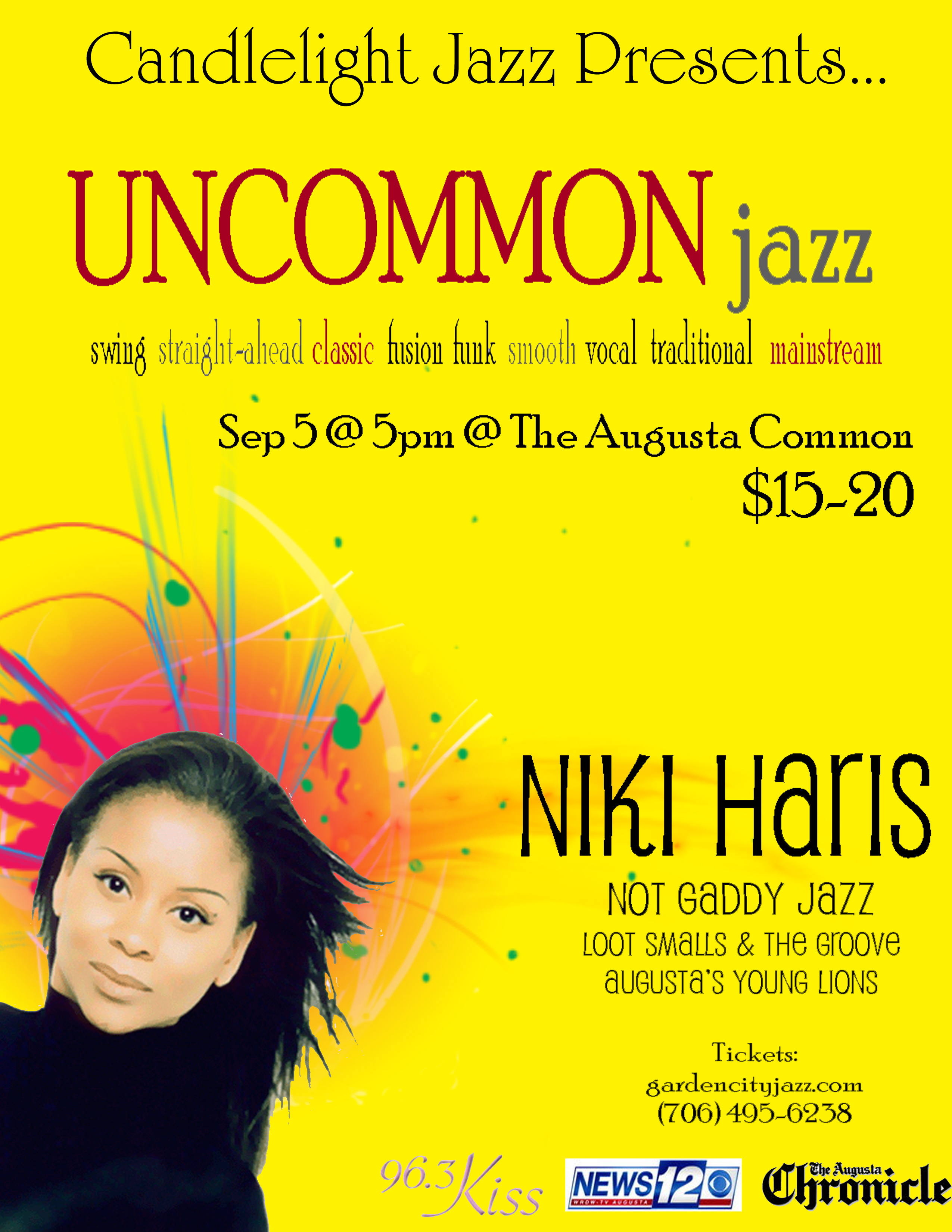 Uncommon Festival (2010) Poster