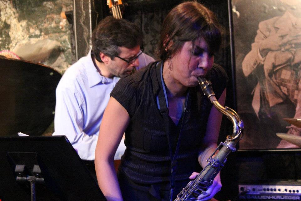 Concierto De Melissa Aldana Dic 9, 2012
