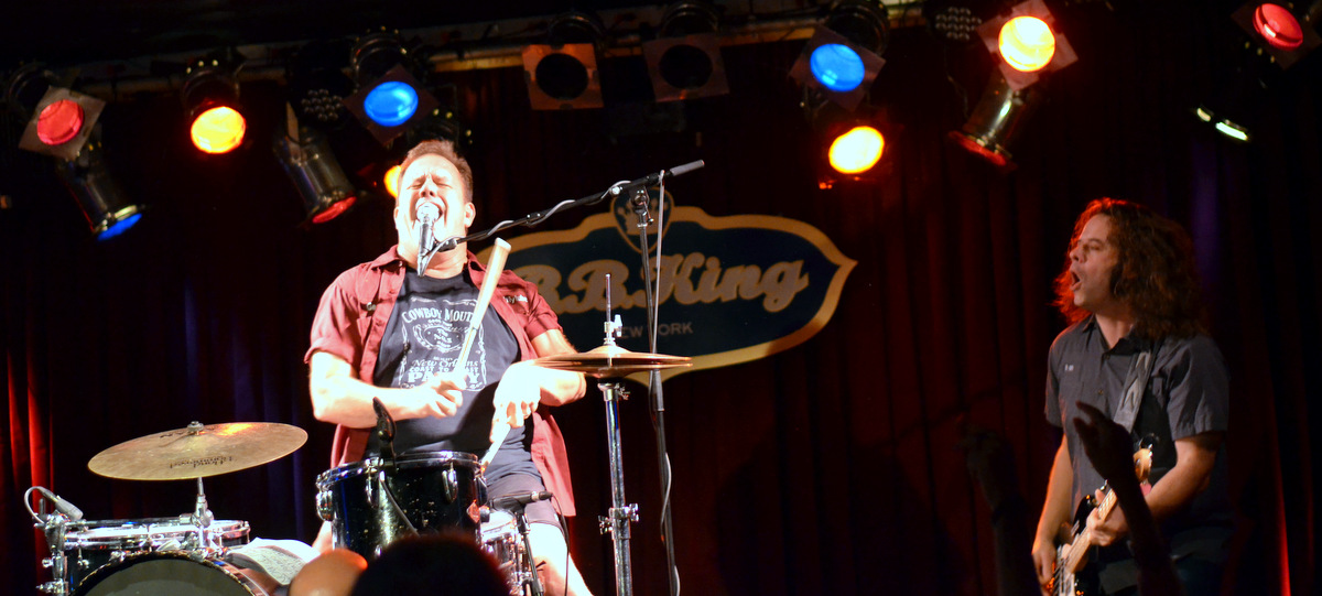 Cowboy Mouth at B.B. King's Blues Club & Grill
