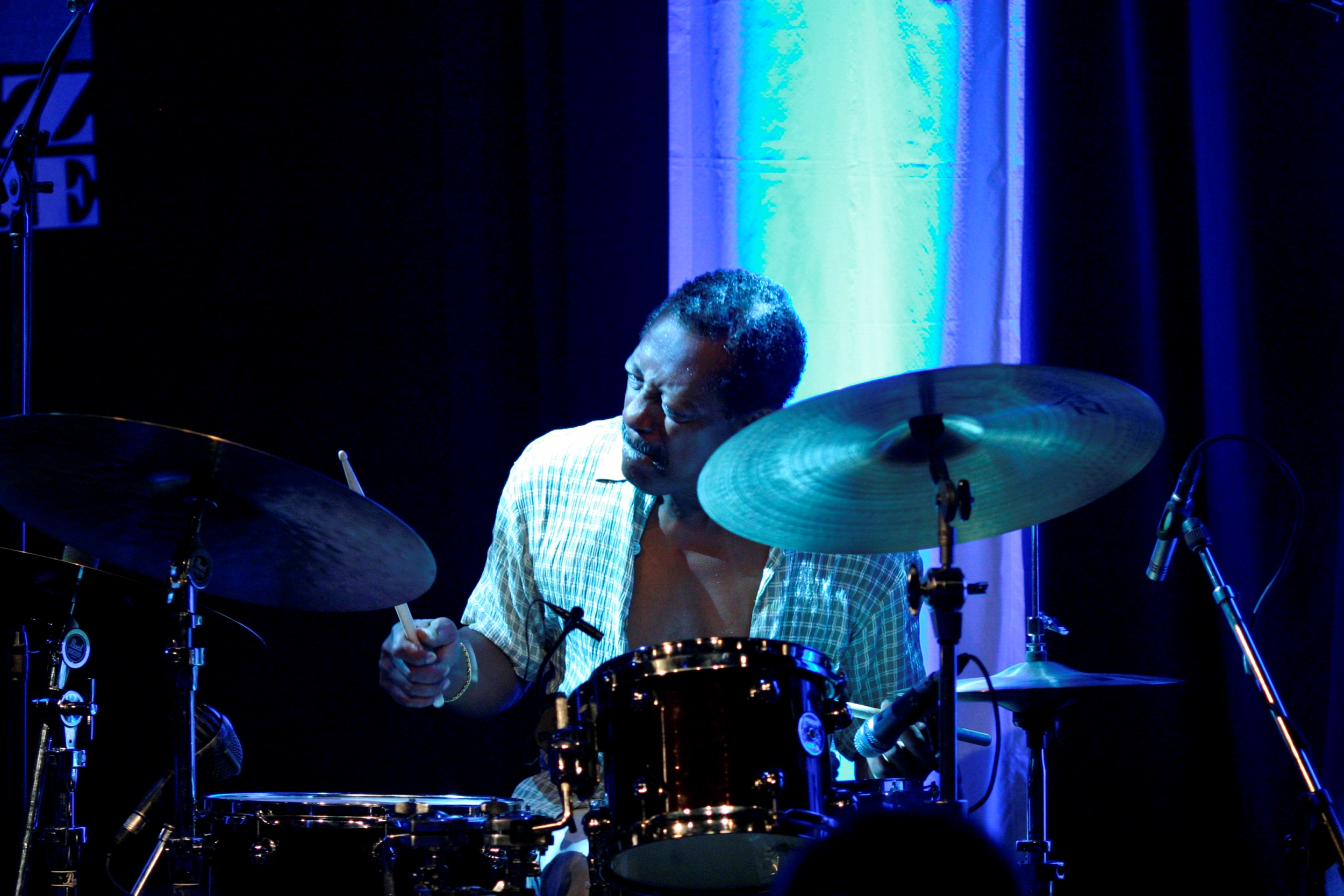 Victor Lewis on Copenhagen Jazz Festival 2006, Copenhagen, Denmark