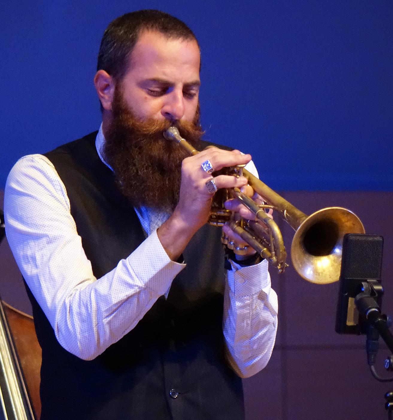 Avishai Cohen at NYC Winter JazzFest 2016
