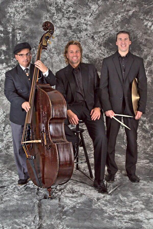 Silvan Zingg Trio