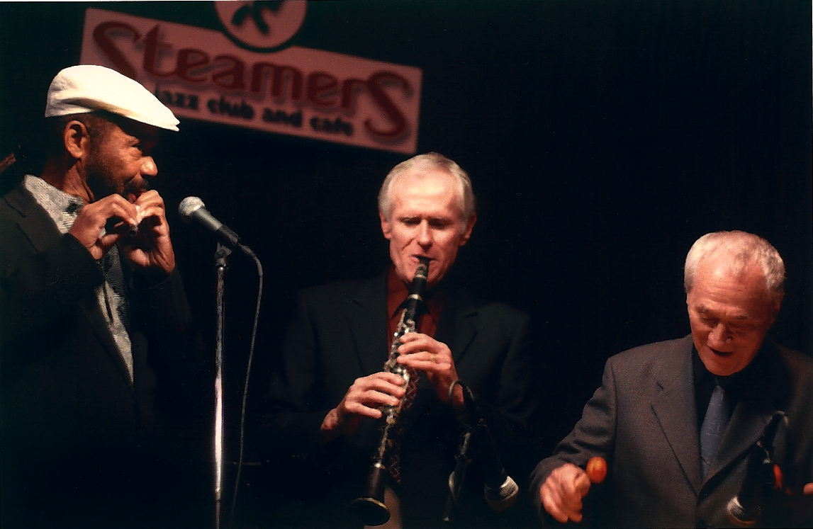 Hubert Laws, Mort Weiss and Terry Gibbs