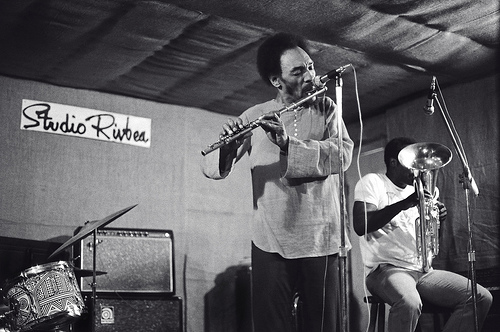 Studio Rivbea - Sam Rivers & Joe Daley