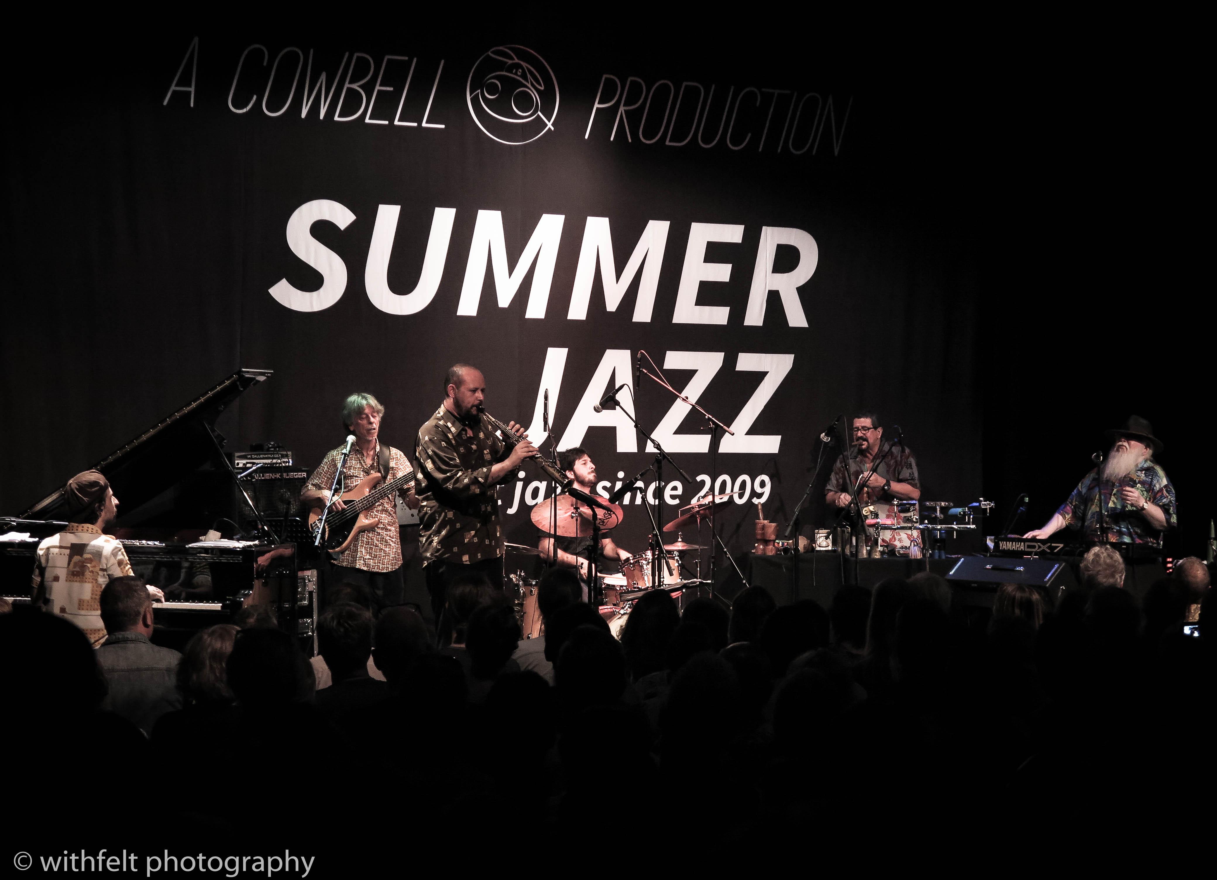 Hermeto Pascoal e Grupo at Summer Jazz 2018 in Copenhagen