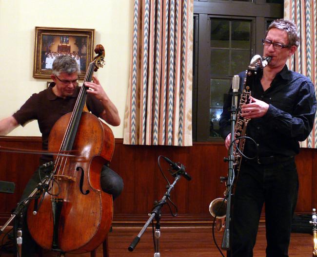 Wilbert de Joode and Frank Gratkowski