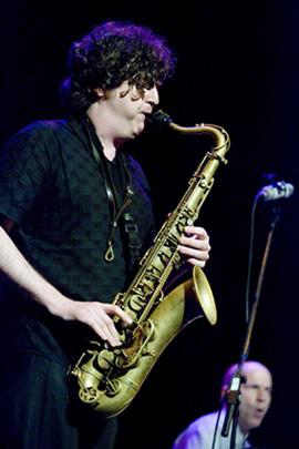 Julian Siegel and Joey Baron Cheltenham Jazz Festival 2006