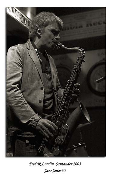 Fredrik Lundin. Santander-2005