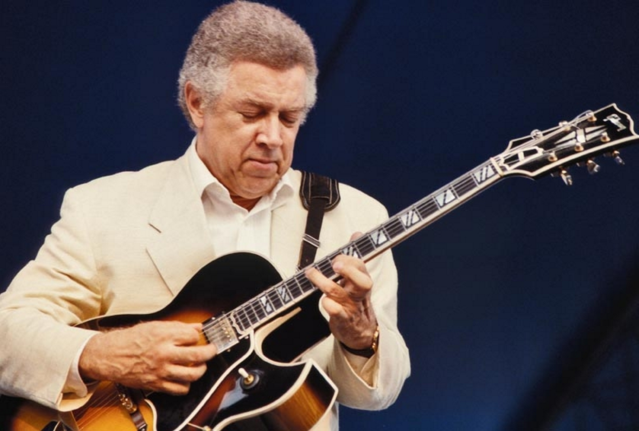 Concentrated Kenny Burrell Onstage
