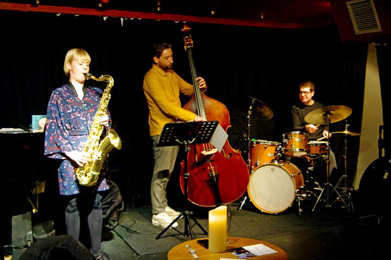Helena Kay's KIM Trio