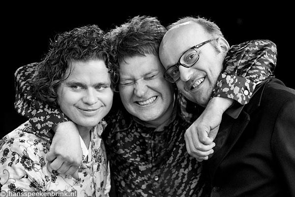 Fugimundi: Harmen Fraanje, Eric Vloeimans and Anton Goudsmit