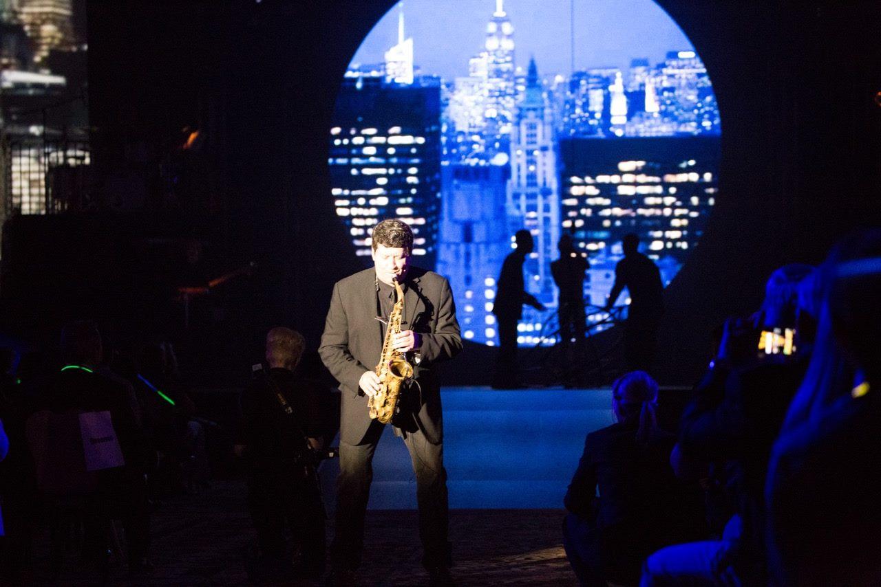 Randy Villars  in Las Vegas (2015)