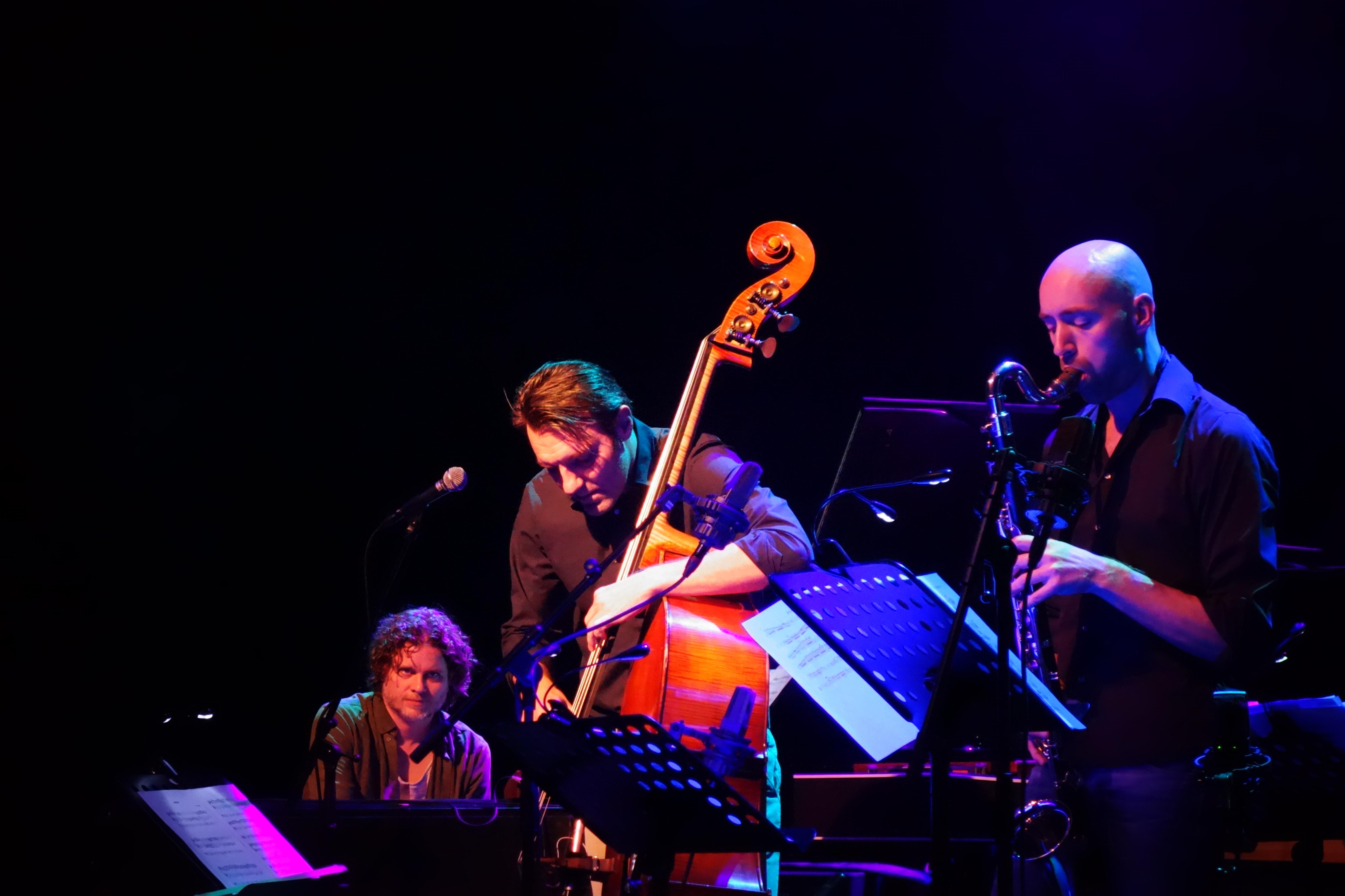 Harmen Fraanje, Mats Eilertsen, Eirik Hegdal - Rotterdam Jazz International Festival