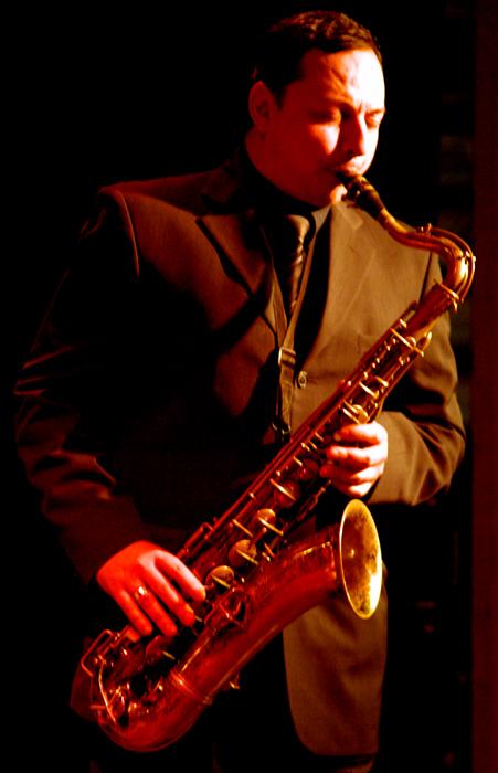 Alex Garnett 33576 Images of Jazz