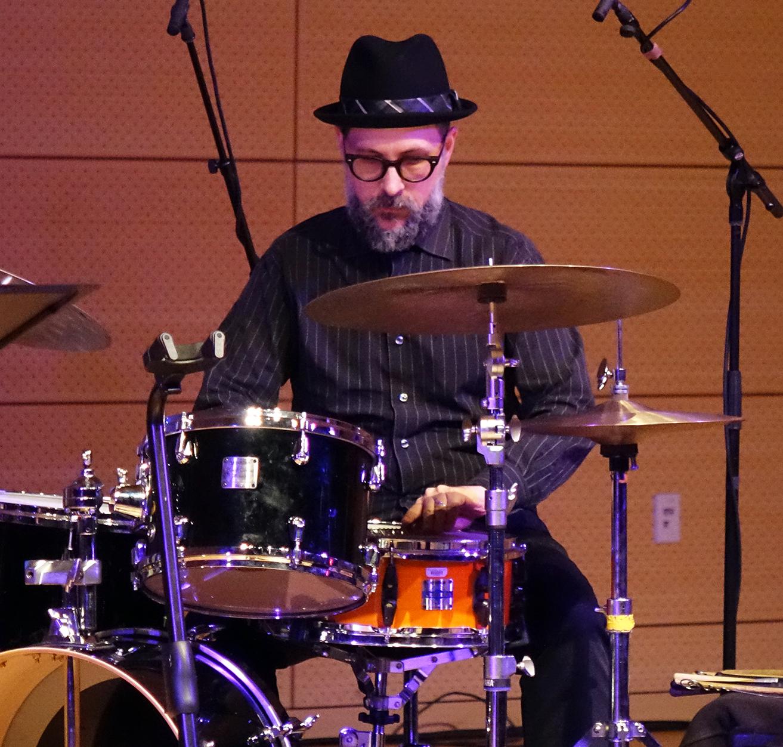 John Hollenbeck at NYC Winter JazzFest 2016