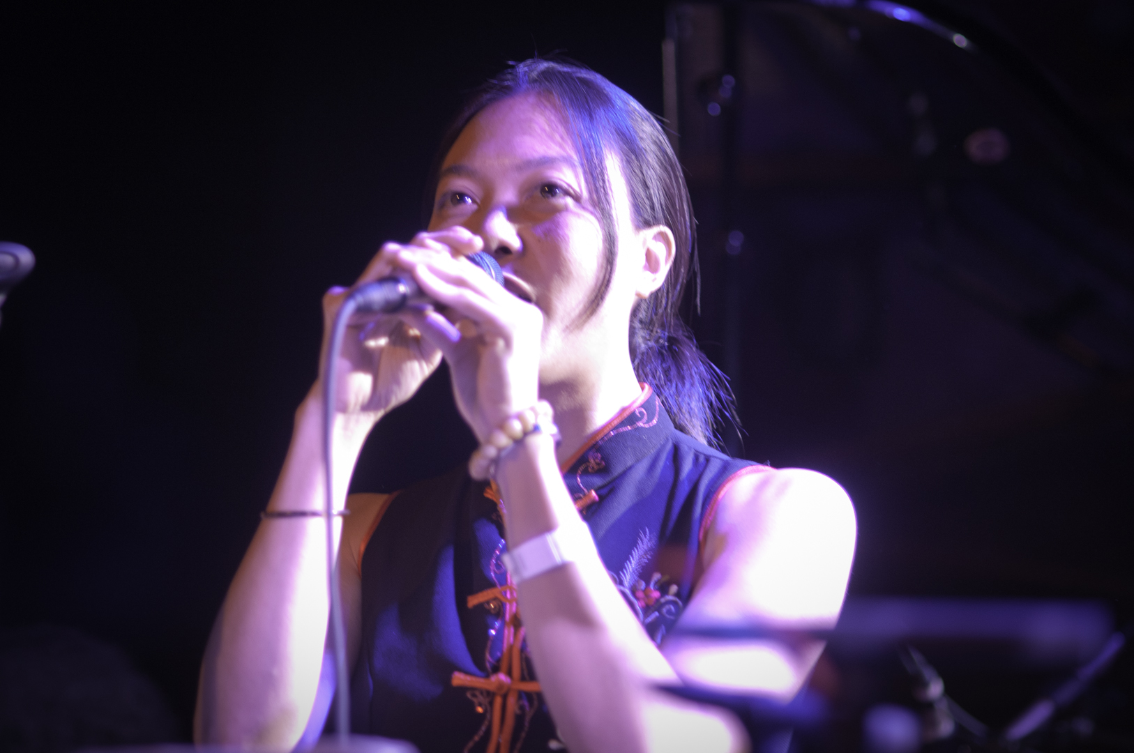 Jen Shyu with Steve Coleman and the Five Elements