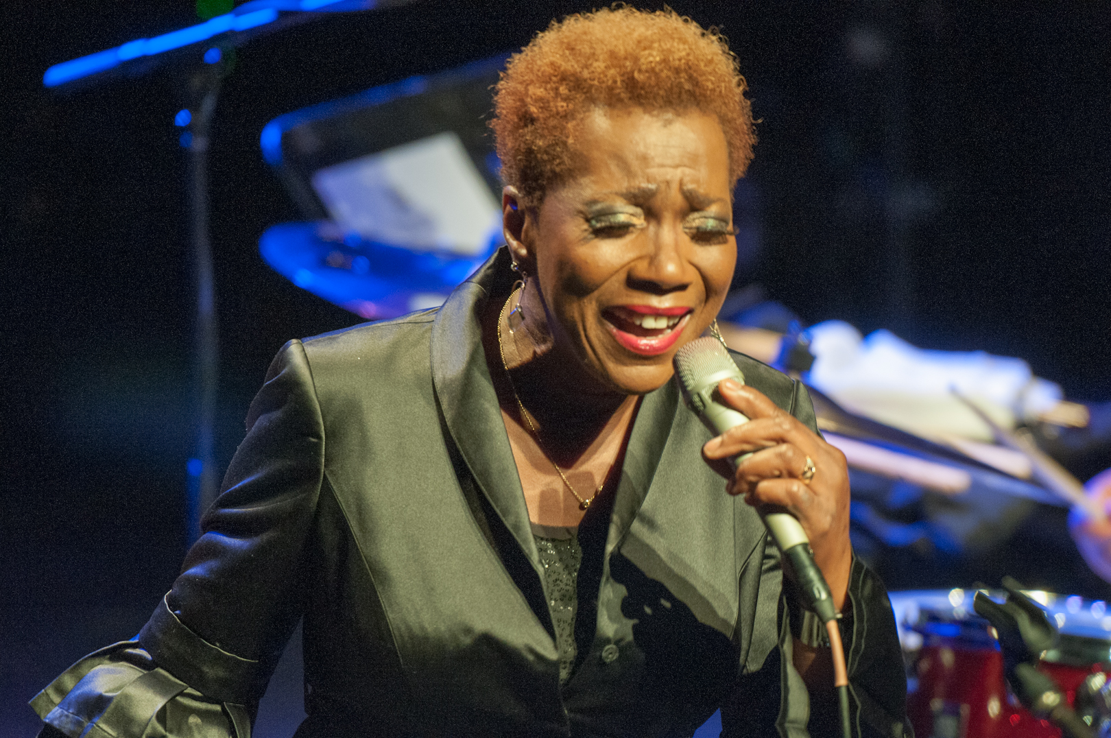 Carmen Lundy at the Montreal International Jazz Festival
