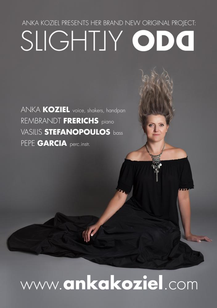 Anka Koziel 'Slightly Odd'