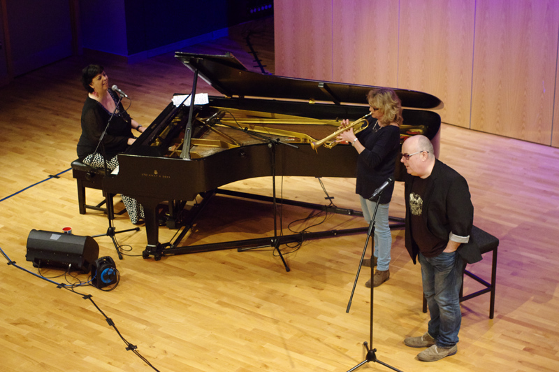 Liane Carroll, Sue Richardson, Ian Shaw, Liane Carroll - Ian Shaw Duo