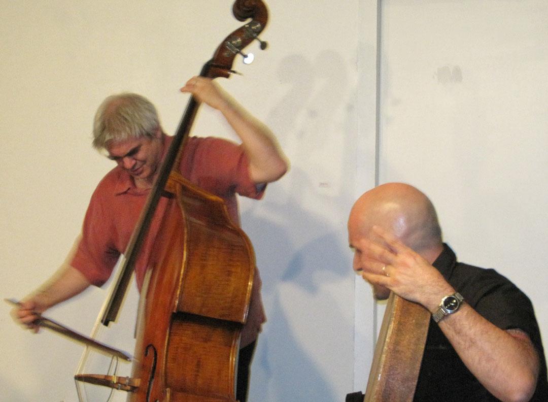 Dissident Arts Festival 2012: Ken Filiano and John Pietaro