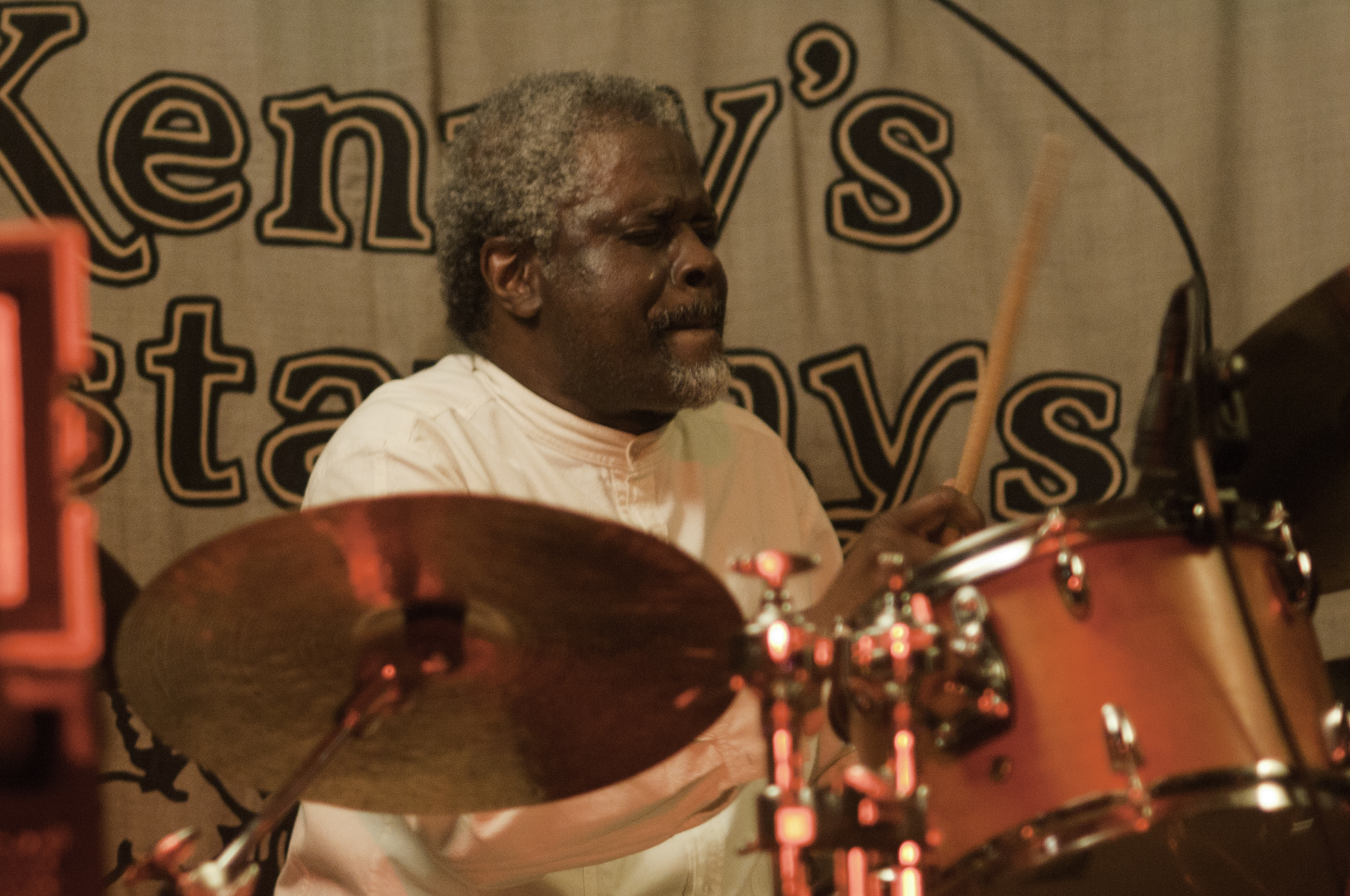 Michael Thompson with Charles Gayle Trio