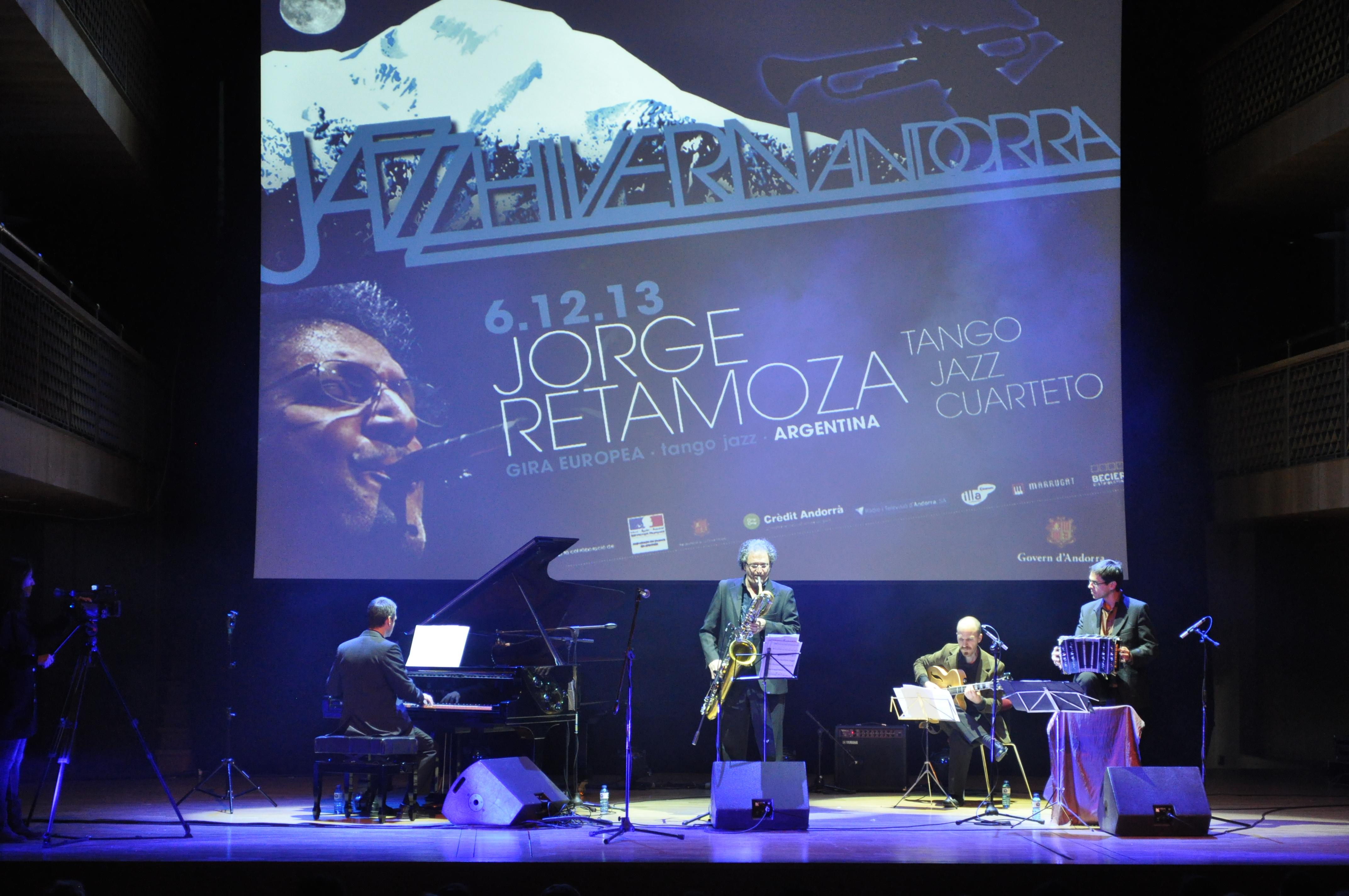 Andorra Jazz-Hivern Fest 2013-14
