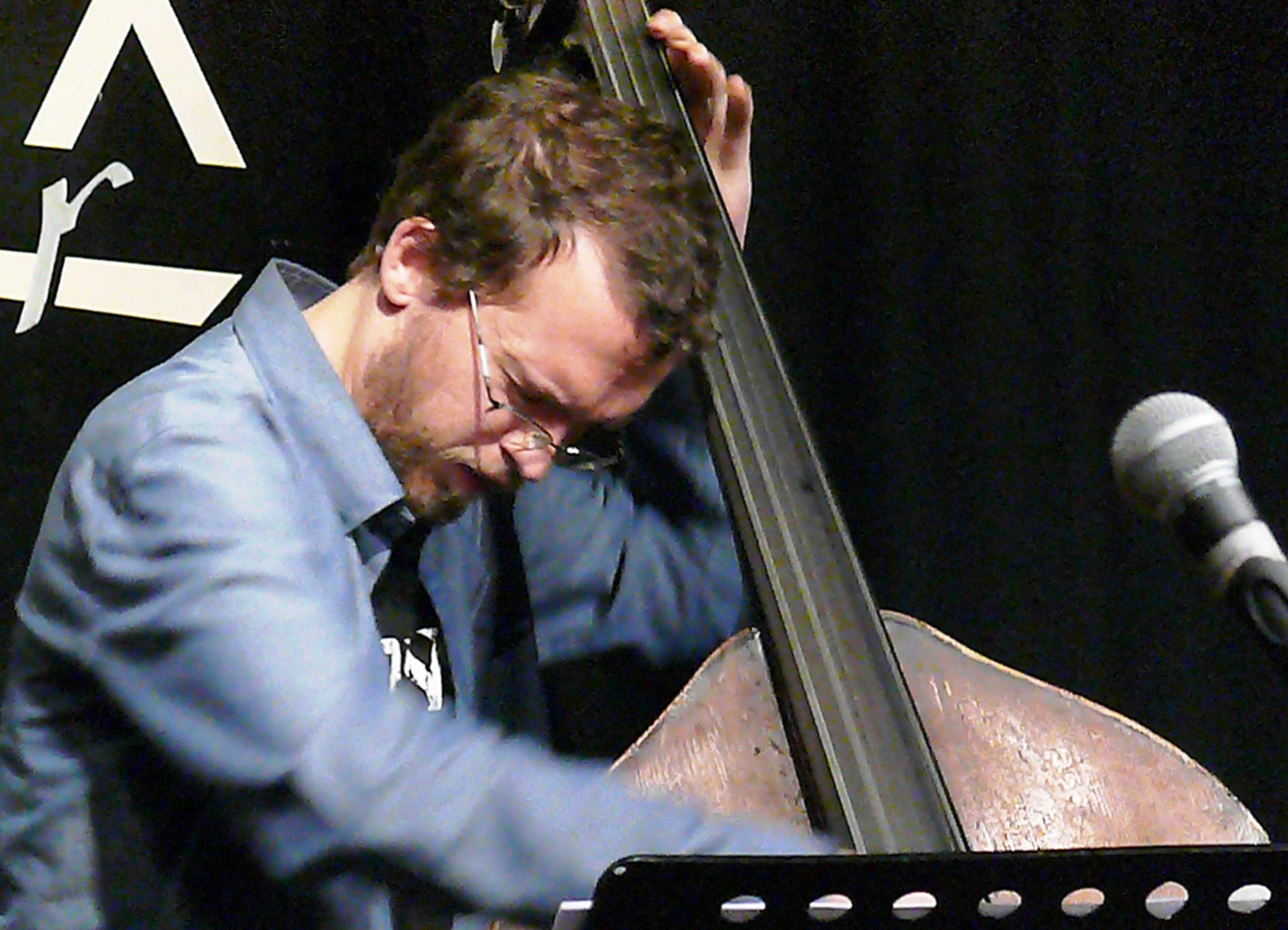 Dominic lash at the vortex, london in october 2013
