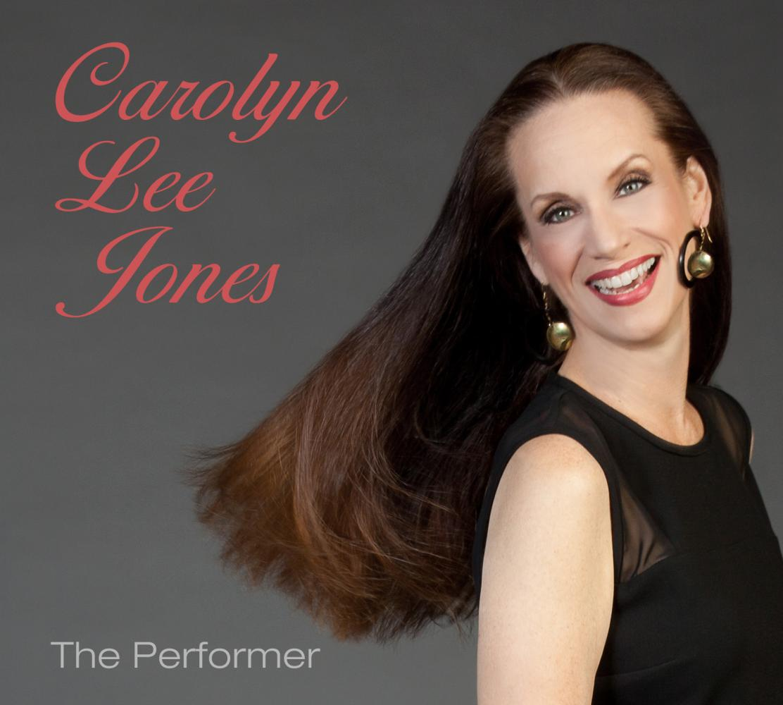 Carolyn Lee Jones The Performer Head Shot
