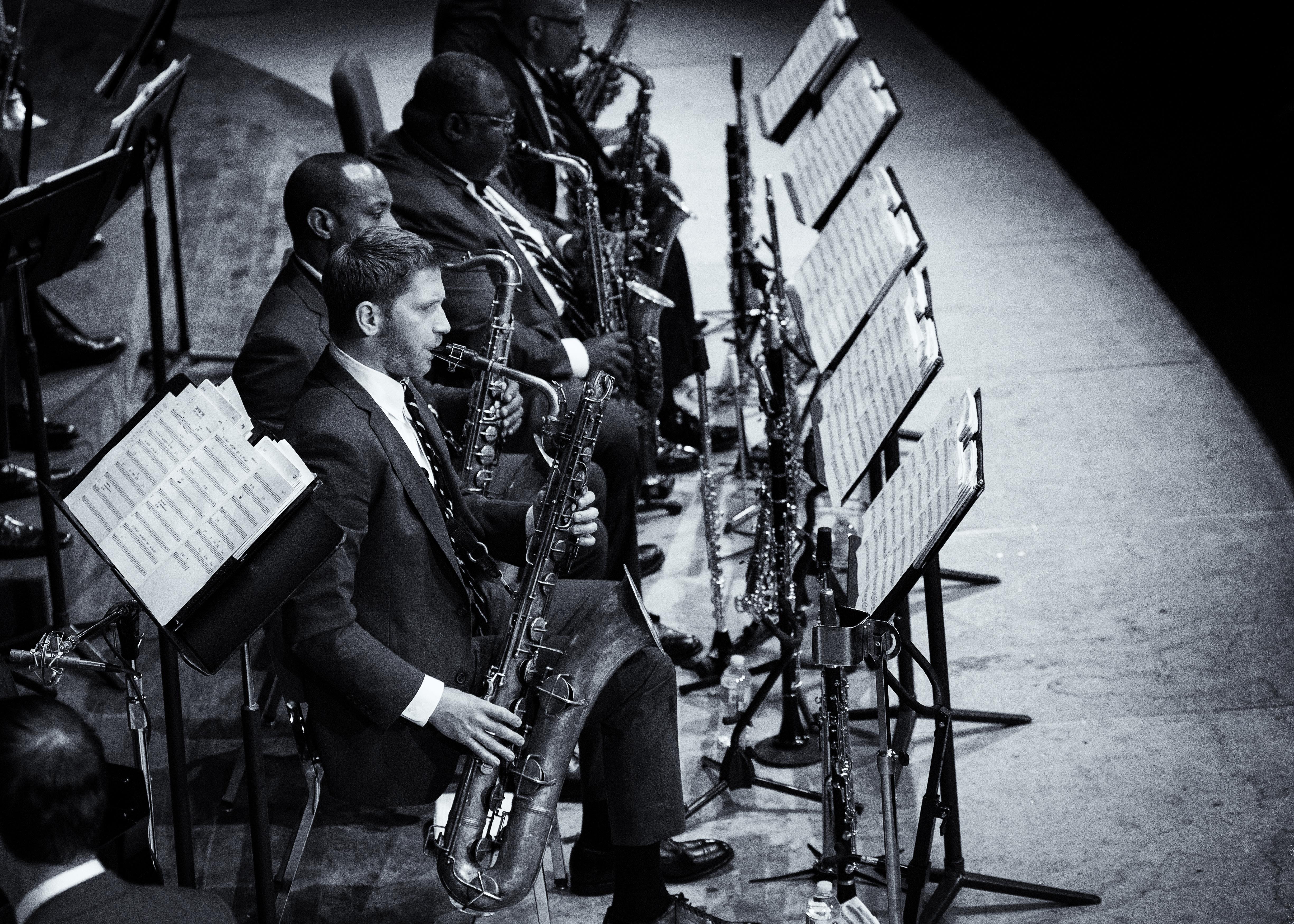 Paul Nedzela: Jazz At Lincoln Center Orchestra With Wynton Marsalis