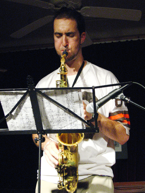Steve Lehman with Fieldwork - Jazz Gallery 2005