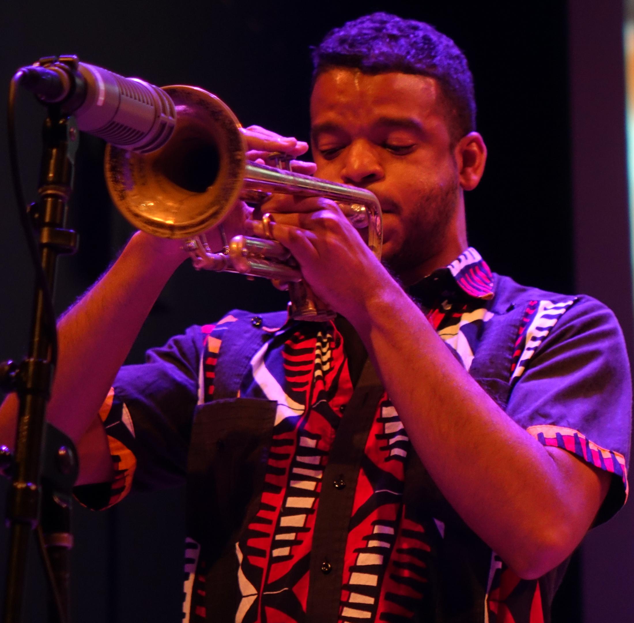 Aquiles Navarro at Vision 23