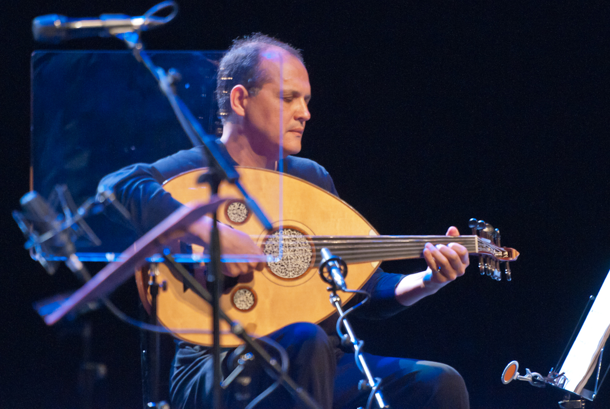 Anouar Brahem and the Astounding Eyes of Rita at the Montreal International Jazz Festival 2011