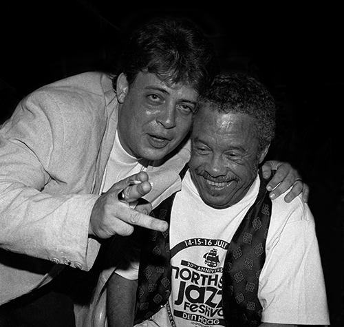 Clark Tracey & Johnny Griffin