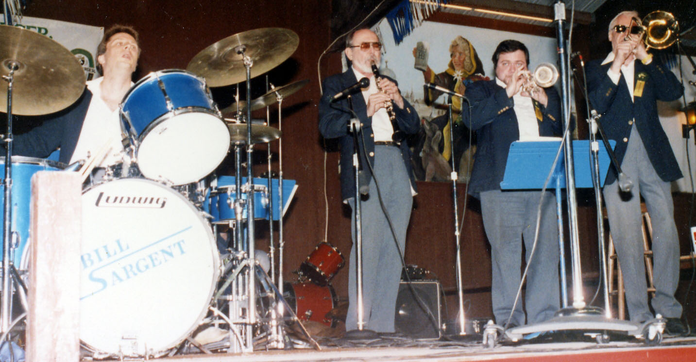 Bill Sargent's Trad-Jazz Rousers Dixieland Band 2 - Bill Sargent, Chuck Hedges, Jeff Pietrangelo &Amp; Herb Draeger