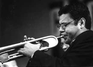 2004 Chicago Jazz Festival, Saturday: Gilbert Castellanos in the Coleman Hawkins Centenary Tribute