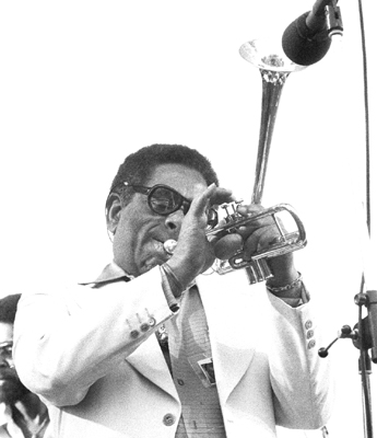 Dizzy Gillespie 0211009 Capital Jazz UK July 1979 Images of Jazz