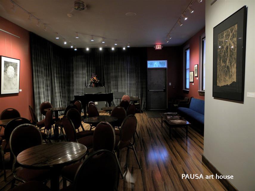 Pausa art house interior 2