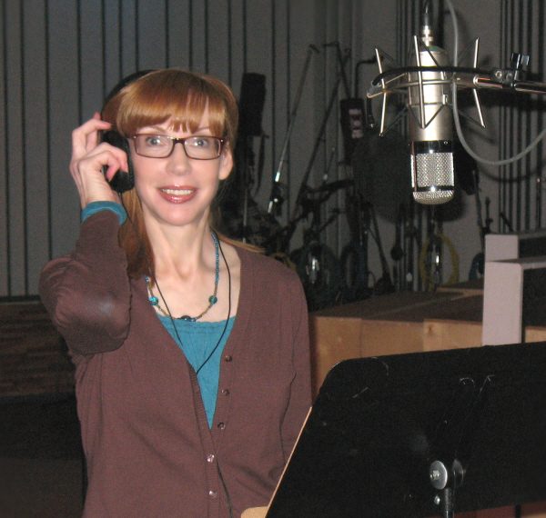 """Laura Ainsworth Recording """"Keep It to Yourself"""""""
