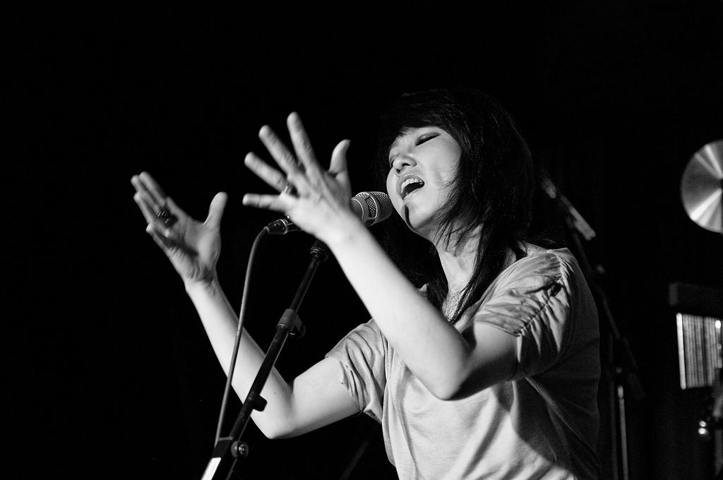 Youn Sun Nah - Jazzahead 2012