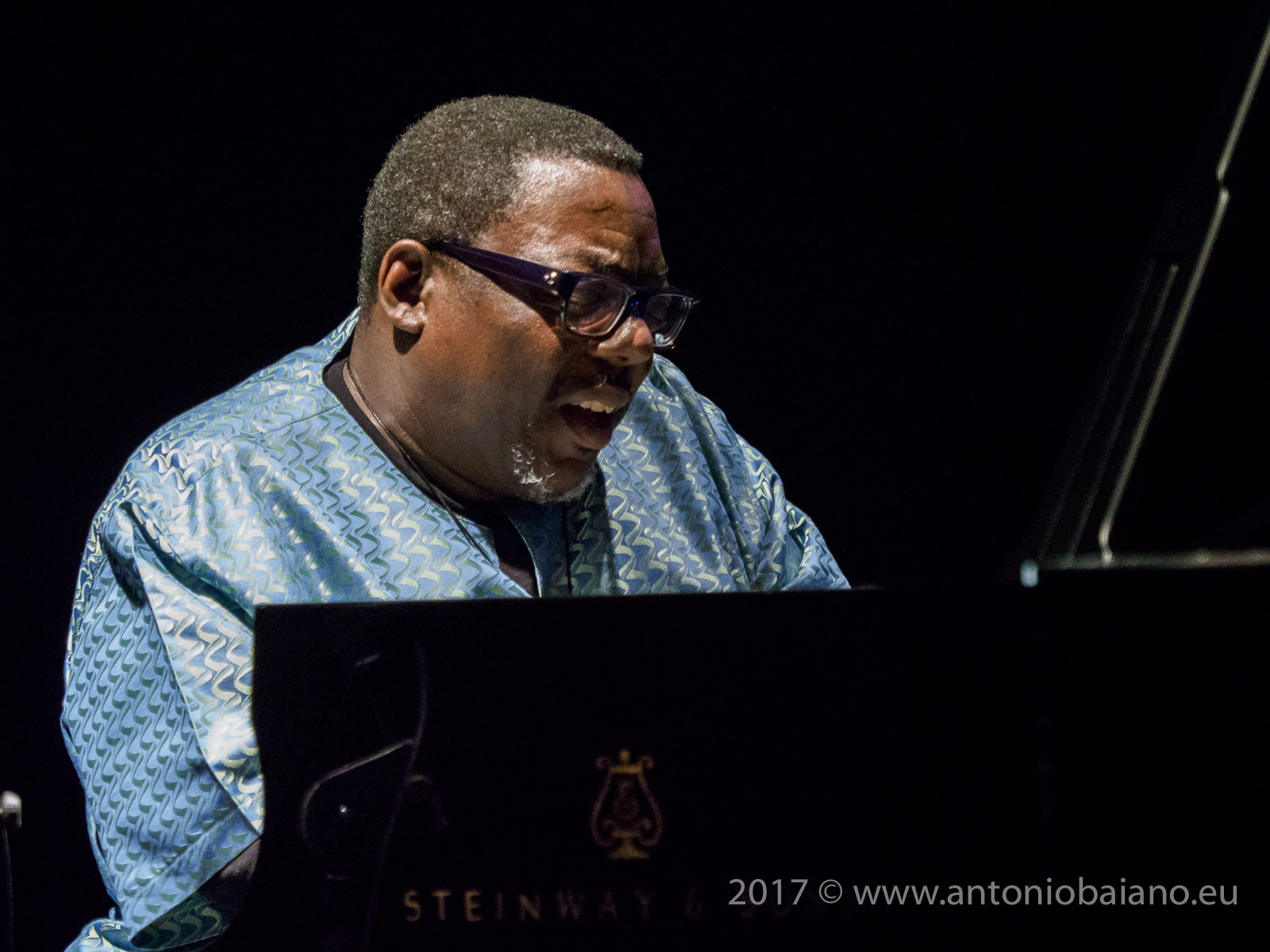 Cyrus Chestnut - 4 by Monk by 4, Moncalieri Jazz Festival