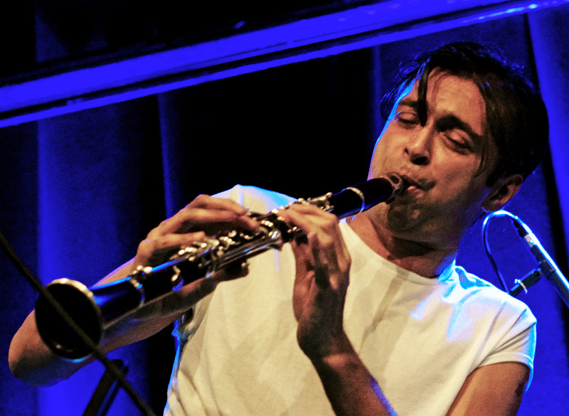 Arun Ghosh, South Coast Jazz Festival