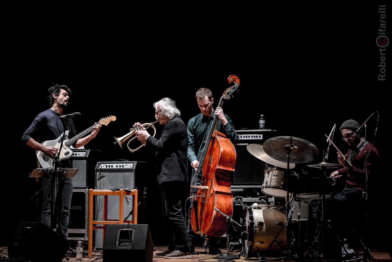Enrico Rava, Teatro Mentore, Artusi Jazz Winter, Santa Sofia