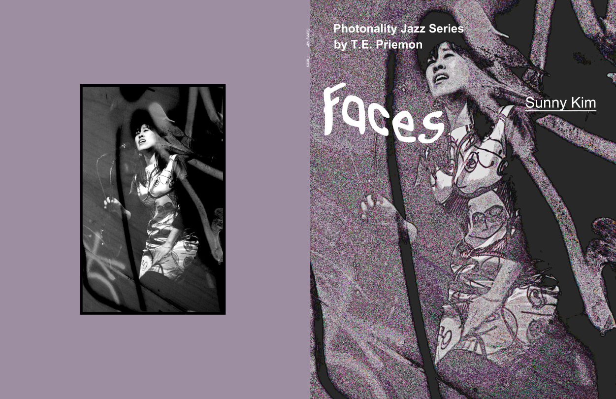 Faces Wrap Around Cover
