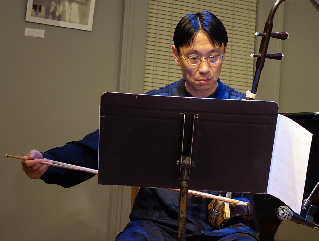Wang Guowei at Edgefest 20
