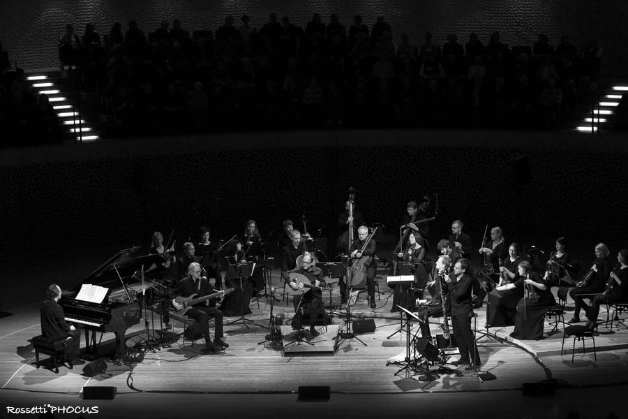 Anouar Brahem Quartet - Tallinn Chamber Orchestra