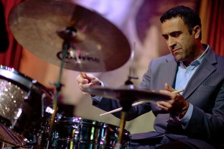 George Fludas at the Jazz Showcase
