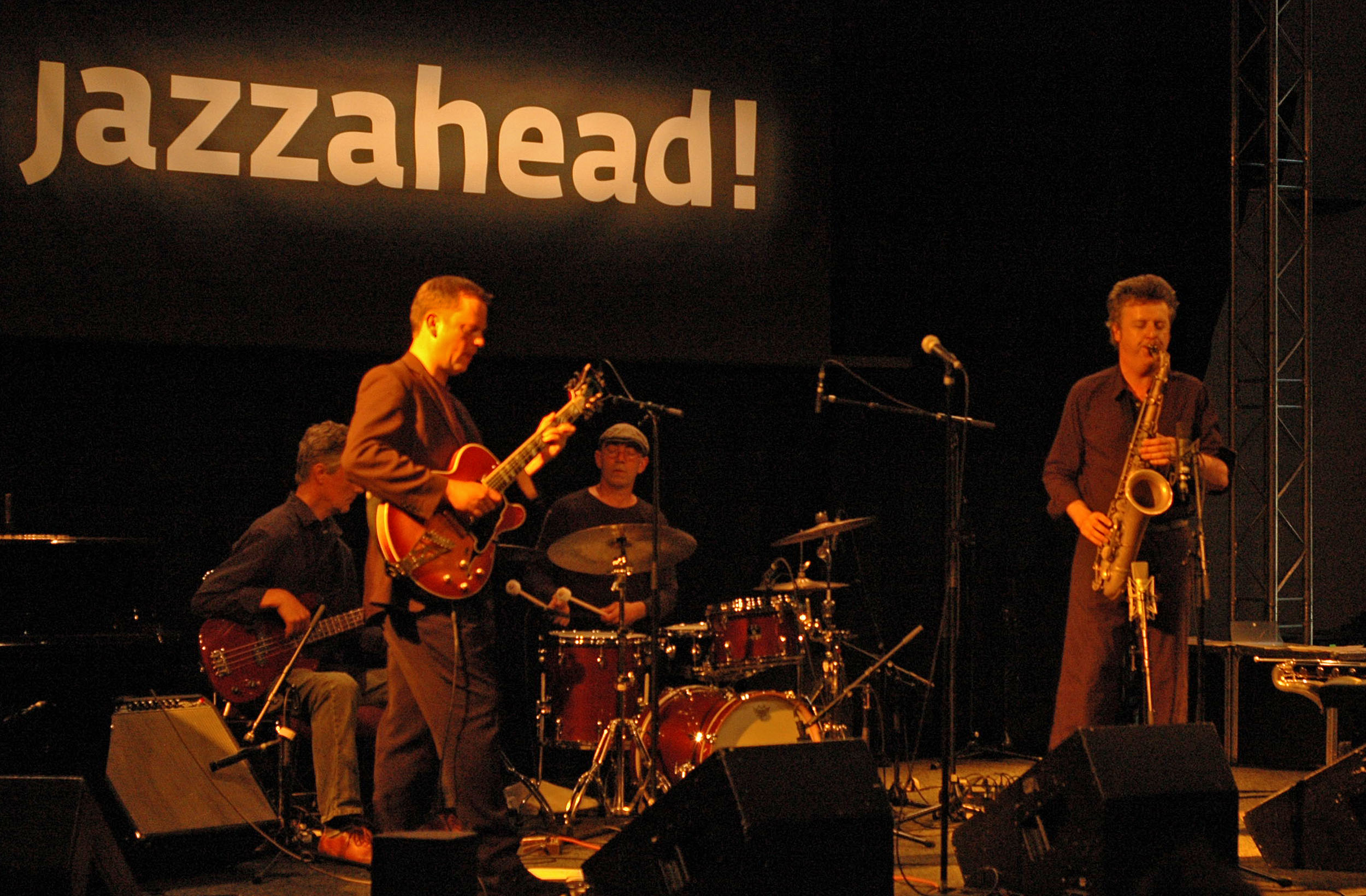 Partisans, Jazzahead 2011