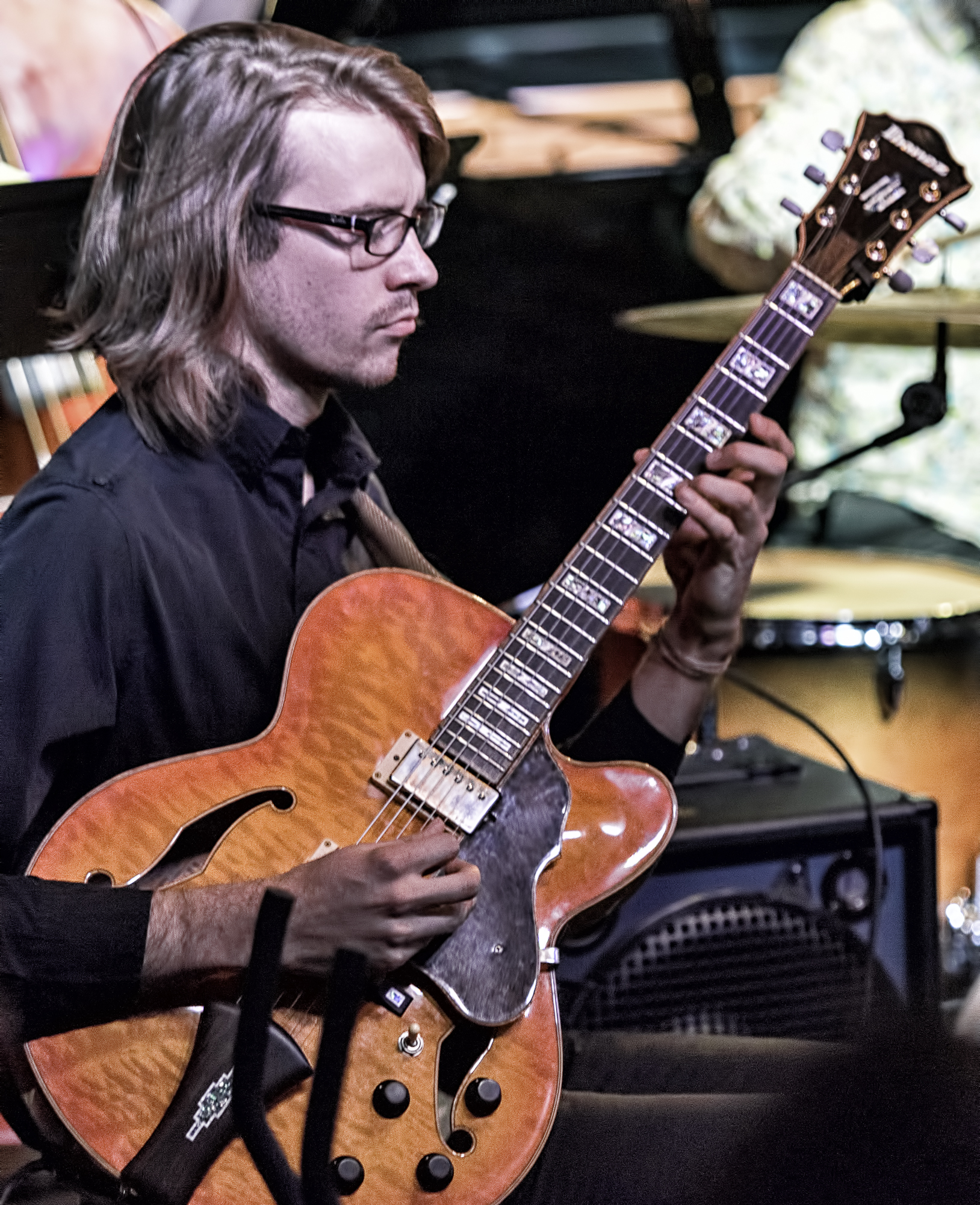 Reid Riddiough With Eric Rasmussen And Scottsdale Community College Jazz Orchestra Featuring John Hollenbeck At The Nash In Phoenix